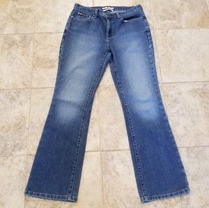 Tommy Hilfiger Great Cond. Hipster Boot Cut Jeans